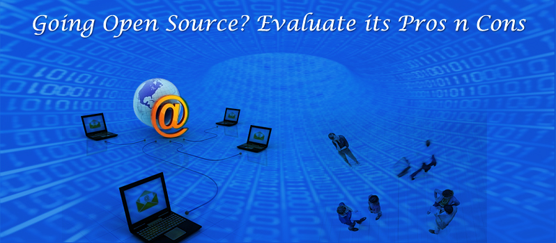 Going Open Source Evaluate its Pros n Cons