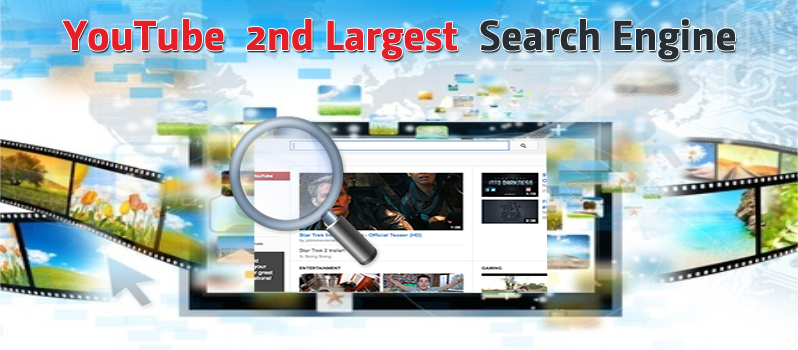 YouTube – 2nd Largest Search Engine