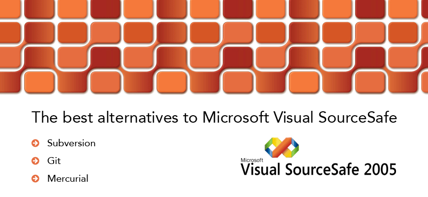 The best alternatives to Microsoft Visual SourceSafe