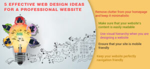 5-effective-web-design-ideas-for-a-professional-website