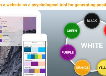 Using-colors-in-a-website-as-a-psychological-tool-for-generating-positive-responses