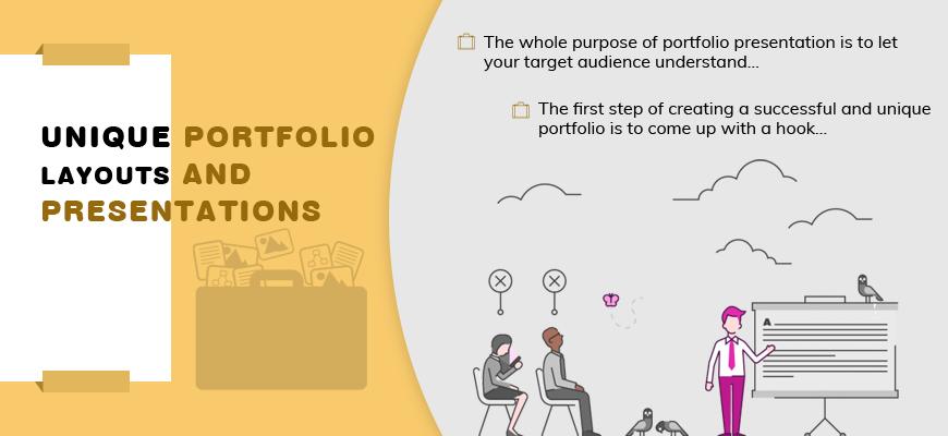 Unique-Portfolio-Layouts-and-Presentations